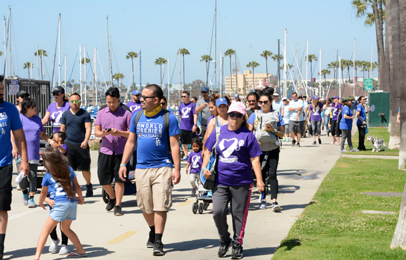 2019 Long Beach Walk Pix