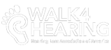 HLAA Walk4Hearing logo