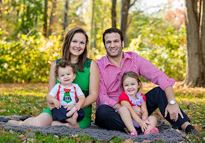 Joe Garin Family