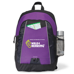 photo of walk4hearing backpack