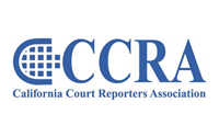 California Court Reporters Association logo