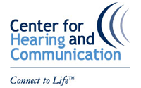 Center for Hearing and Communications logo