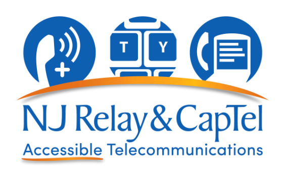 NJ Relay & CapTel Accessible Communications logo