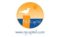 New Jersey CapTel logo
