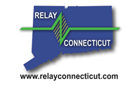 Relay Connecticut logo