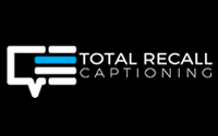 Total Recall Captioning logo